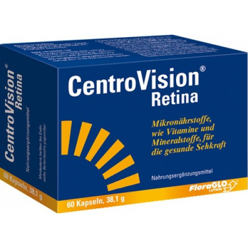 CentroVision Retina Kapseln 60 St