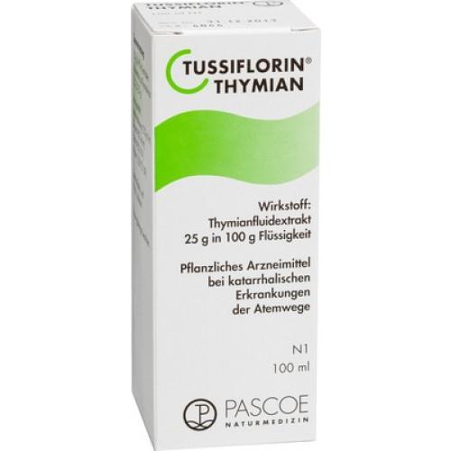 TUSSIFLORIN Thymian Flüssig