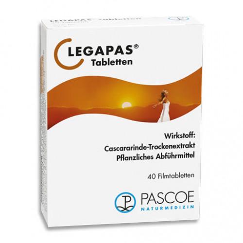 LEGAPAS Filmtabletten 40 St