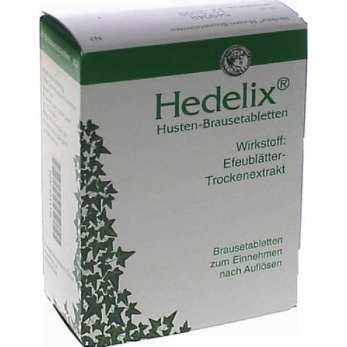 HEDELIX Husten-Brausetabletten 10 St