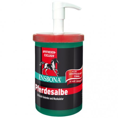PFERDESALBE Ensbona Mit Spender 1000 ml