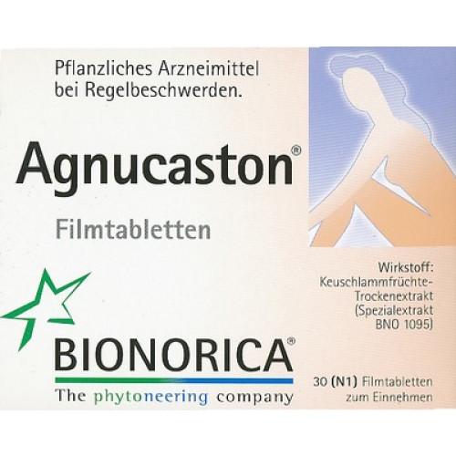 AGNUCASTON Filmtabletten 30 St