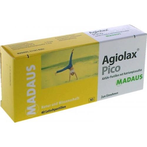 Agiolax  Pico Abführ Pastillen 40 St.