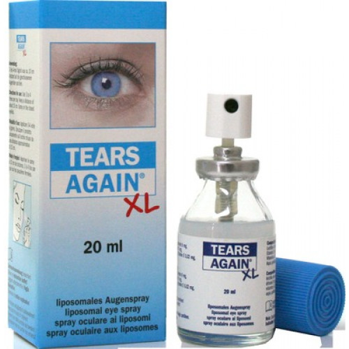 TEARS Again XL Liposomales Augenspray 20 ml