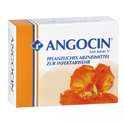 ANGOCIN Anti-Infekt N Filmtabletten 500 St.
