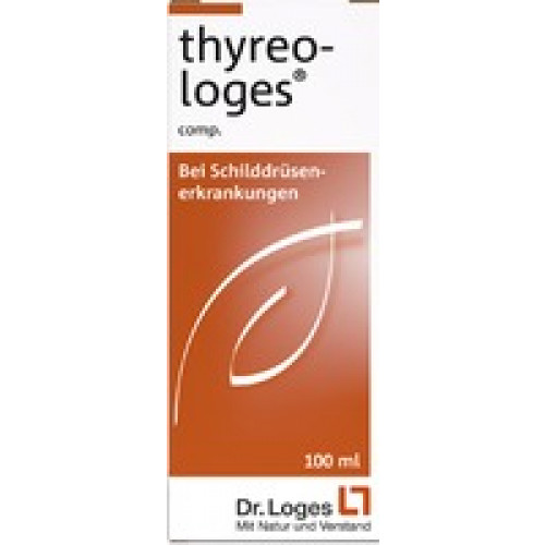 TTHYREO LOGES Comp. Tropfen 100 ml