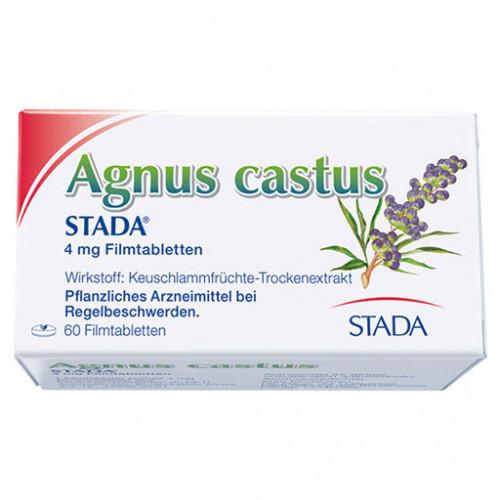 AGNUS CASTUS STADA Filmtabletten 60 St