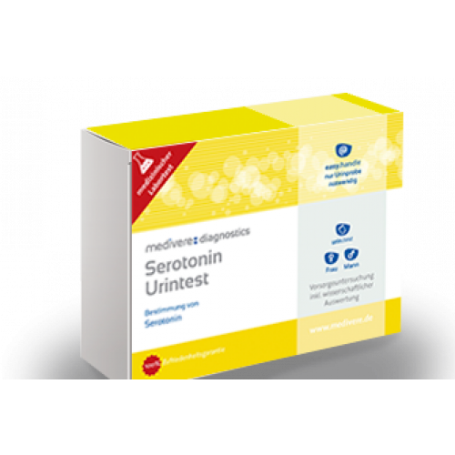 Serotonin Urintest