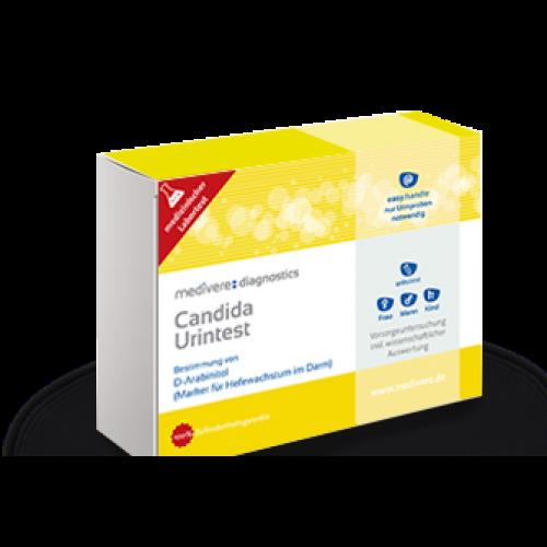 Candida-Urintest