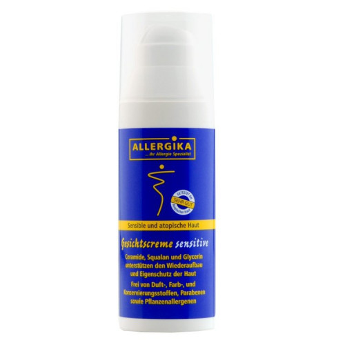 ALLERGIKA Gesichtscreme sensitive 50 ml