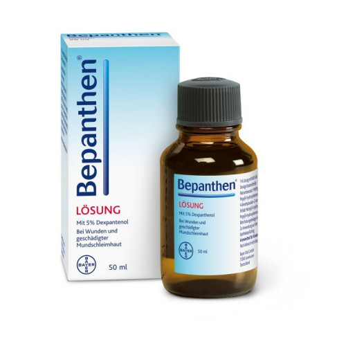 Bepanthen Lösung 50 ml