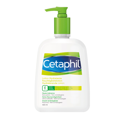 Cetaphil Feuchtigkeitslotion 460 ml