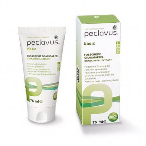 peclavus® Podocare Fußcreme Granatapfel 100 ml
