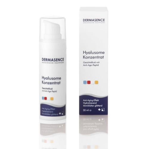 DERMASENCE Hyalusome Konzentrat Emulsion 30 ml
