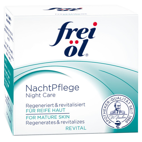 frei öl REVITAL NachtPflege 50 ml