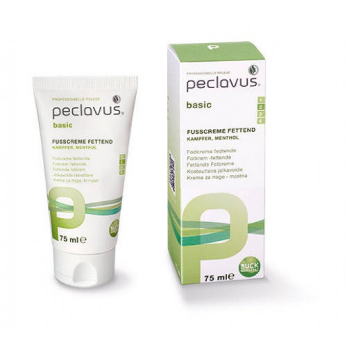 peclavus® Podocare Fußcreme fettend neu 100 ml