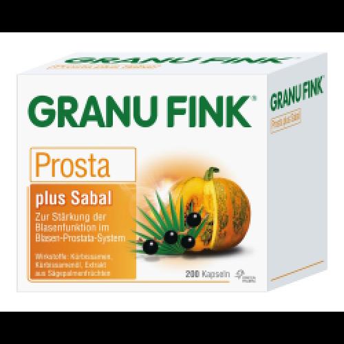 GRANU FINK Prosta plus Sabal Hartkapseln 200St