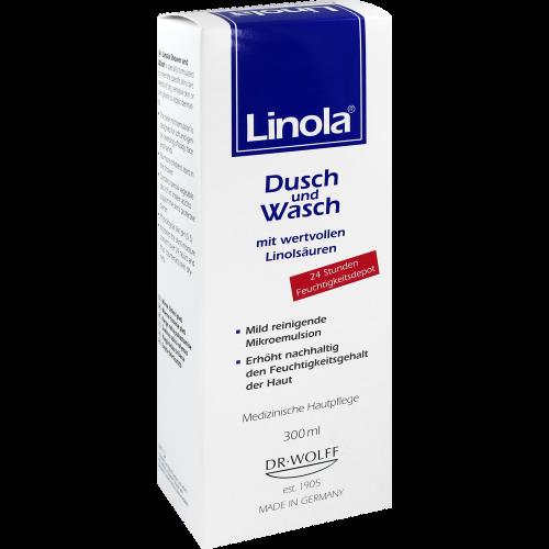 Linola Dusch- und Waschlotion 300 ml
