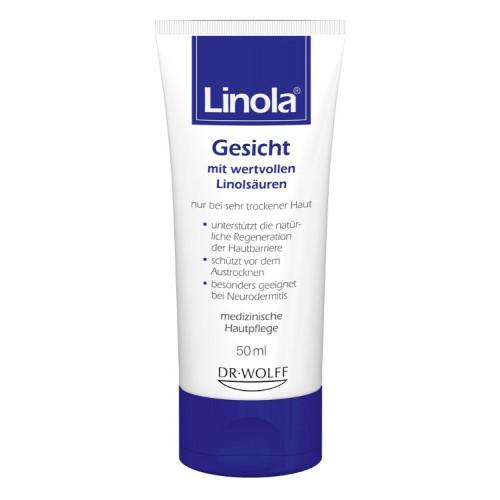 Linola Gesicht - Creme 50 ml