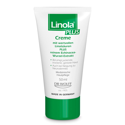 Linola Plus Creme 50 ml