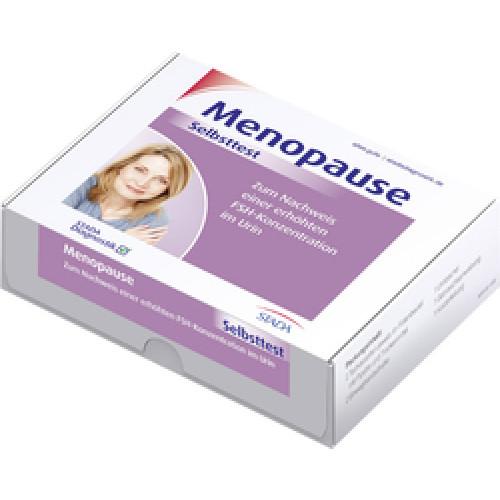 Menopause Test STADA DIagnostik Selbsttest Einzelbestimmung