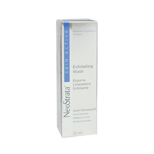 Neostrata SKIN ACTIVE Exfoliating Wash Reinigungsschaum 125 ml