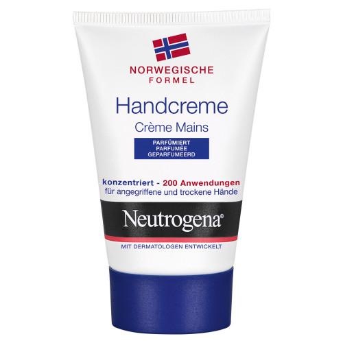 Neutrogena norweg.Formel Handcreme, parfümiert 75 ml