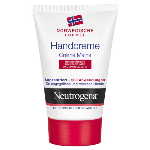 Neutrogena norweg.Formel Handcreme, unparfümiert 75 ml