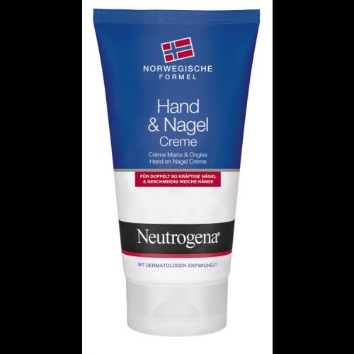 Neutrogena norweg.Formel Hand & Nagel Creme 75 ml