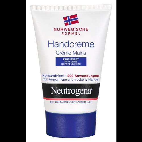 Neutrogena norweg.Formel Handcreme, parfümiert 50 ml