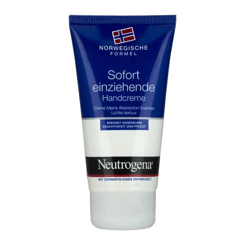 Neutrogena norweg.Formel sofort einziehende Handcreme 75 ml