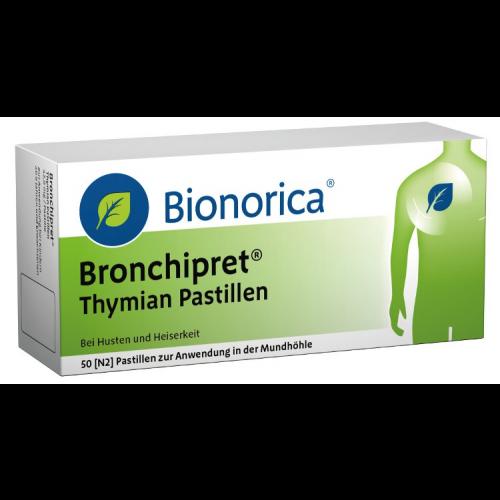 Bronchipret Thymian Pastillen 50 St