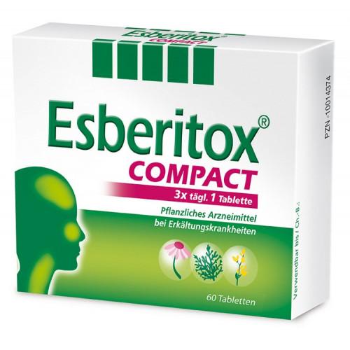Esberitox COMPACT Tabletten 60 St