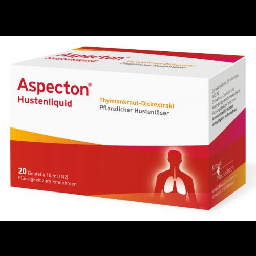 Aspecton Hustenliquid 20 St