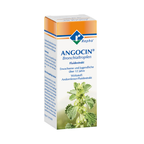 Angocin Bronchialtropfen 50 ml