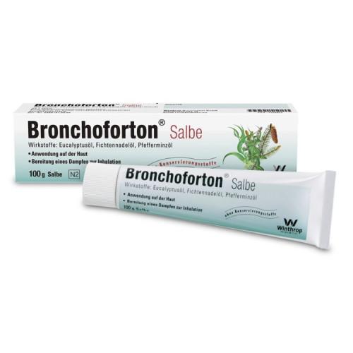 Bronchoforton Salbe 100 g