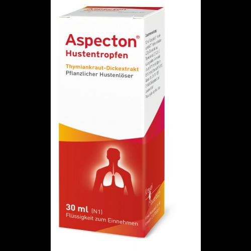 Aspecton Hustentropfen 30 ml