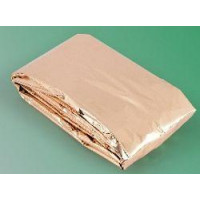 Rettungsdecke gold/silber 160x210cm 1St