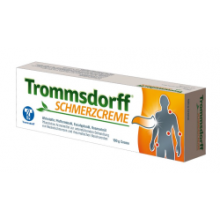 Trommsdorff Schmerzcreme ähnliche Eigenherstellung Individualrezeptur 100 g