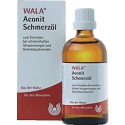 Aconit Schmerzöl WALA 100 ml