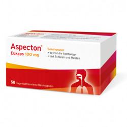 ASPECTON Eukaps 100 Mg Magensaftres.Weichkapseln 50 St