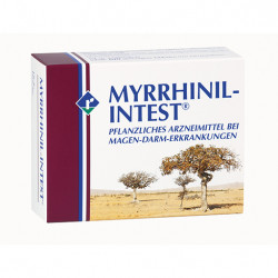 MYRRHINIL INTEST überzogene Tabletten 100 St