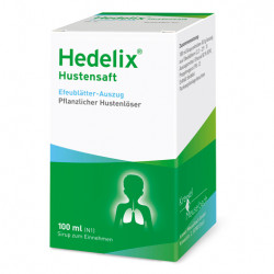 HEDELIX Hustensaft 100 ml