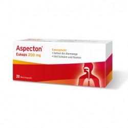ASPECTON Eukaps 200 Mg Weichkapseln 20 St