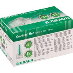 Omnican fine  Pen-Nadeln 0,33x12mm / VPE 100 St.