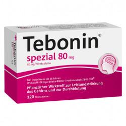 TEBONIN Spezial 80 Mg Filmtabletten 120 St