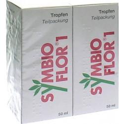 SYMBIOFLOR 1 Tropfen 2 x 50 ml