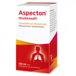 ASPECTON Hustensaft 100 ml