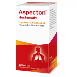 ASPECTON Hustensaft 200 ml
