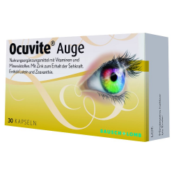 Ocuvite Auge 30 Kapseln